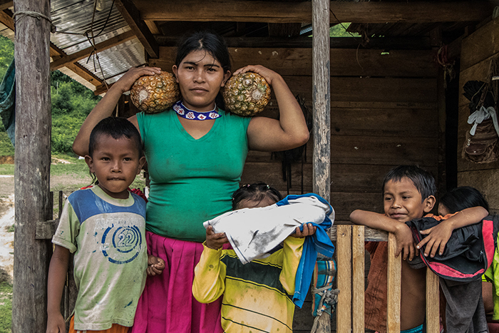Protecting Children From Instability >> Colombia Pact