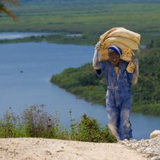 Artisanal miners in Africa's Great Lakes