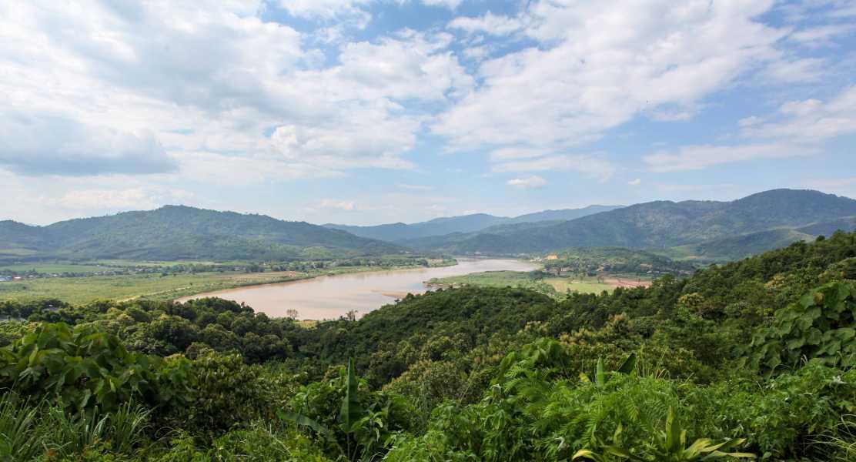 The Mekong River. (Credit: David Bonnardeaux/Pact)