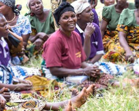 WORTH women in Tanzania