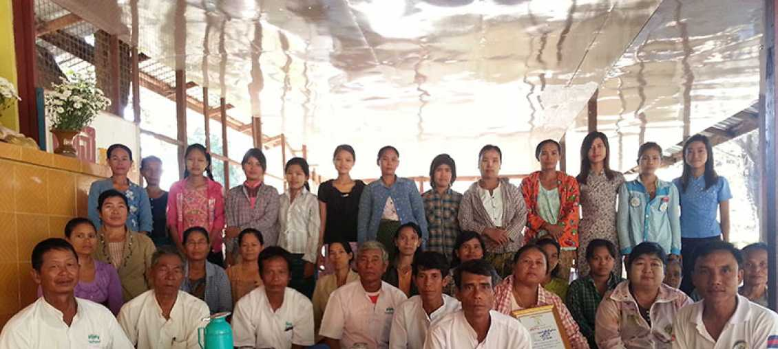 Mon Myat Thu contributors