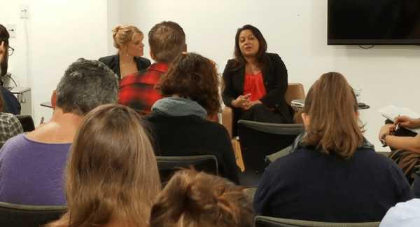 Innovation talk with USAID Global Development Lab