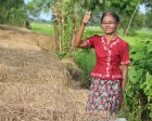 Daw Kyi Htay is a PGMF client in Myanmar. (Photo: Aung Ba Thu/PGMF)