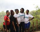 Participants in the CEADZ Women's Leadership Program. (Credit: Pact)