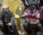 Community members in South Omo gather for a Hamer-Dassenach discussion. (Credit: SND/SEEK)