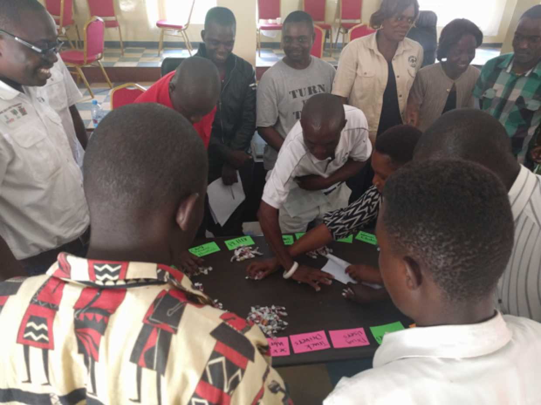 Zambia capacity development exercise