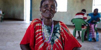 'Mama Amani' Elizabeth Kalany. (Credit: Kelah Kathure/Pact)