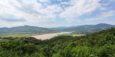 The Mekong River. (Credit: David Bonnardeaux/Pact)