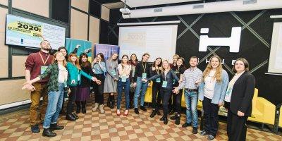 The VoxUkraine team. (Photo: VoxUkraine)
