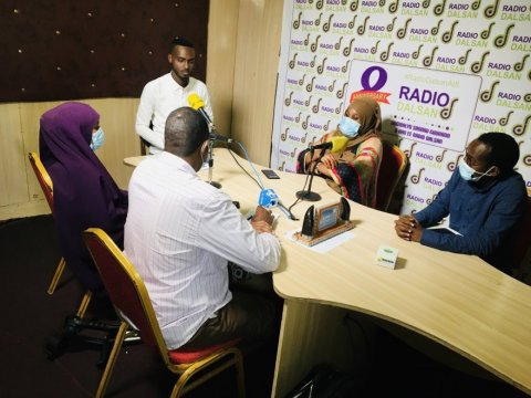 Civil Society and Media – Strengthening Together and Advancing in New Directions (CSM-STAND) program for Africa and the Middle East and North Africa