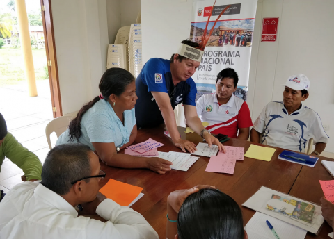 Strengthening the Capacity of Indigenous Organizations in the Amazon
