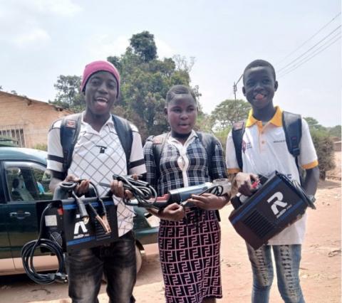Mutoshi Child Labor and Livelihoods Systemic Impact Project and Trafigura Foundation Watoto Inje Ya Mungoti (Children out of Mining) Malemba-Nkulu Project