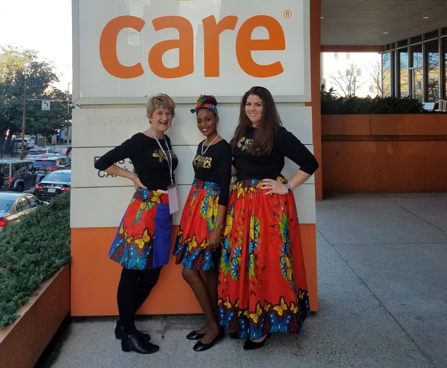 'Kozo Girls' advances to final round of CARE Scale X Design Accelerator competition
