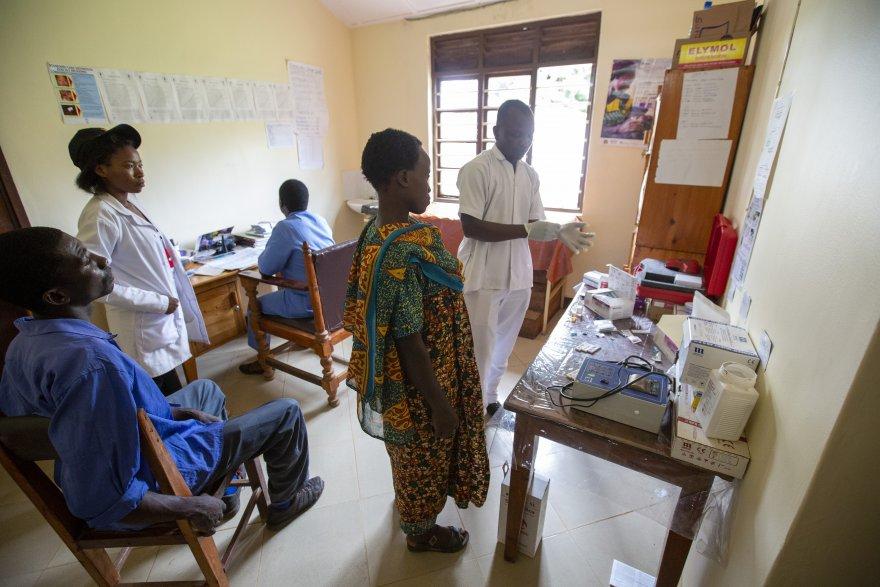 Electrifying rural healthcare in sub-Saharan Africa