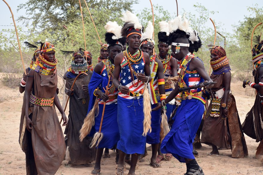 To foster peace in the Horn of Africa, Pact supports Turkana cultural festival
