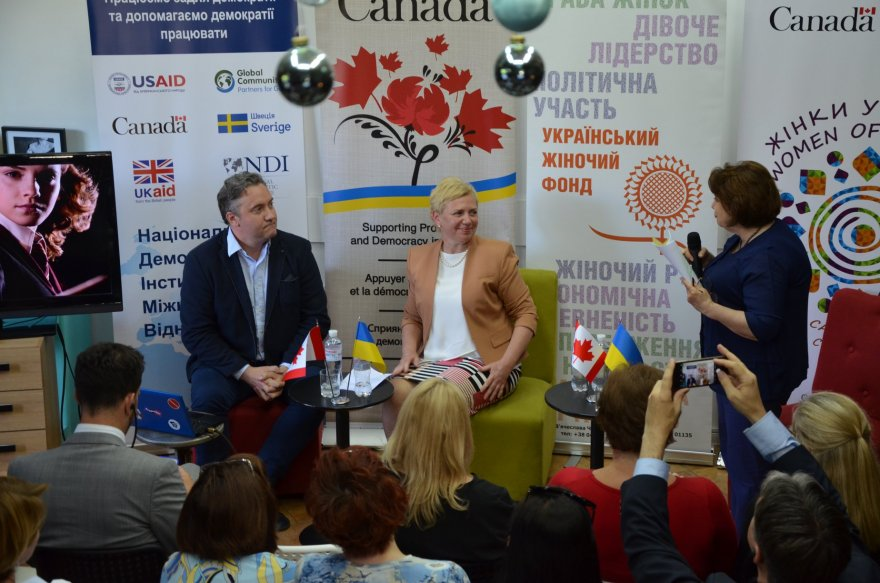 Q&A: For Pact's Ukraine country director, empowering women is job No. 1