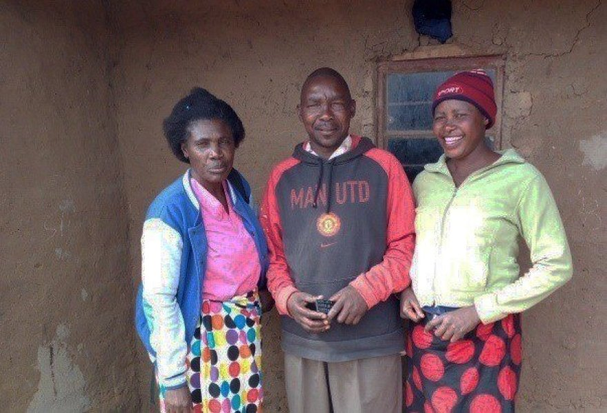 With peer education and support, a truck driver in Zambia ensures he won't spread HIV