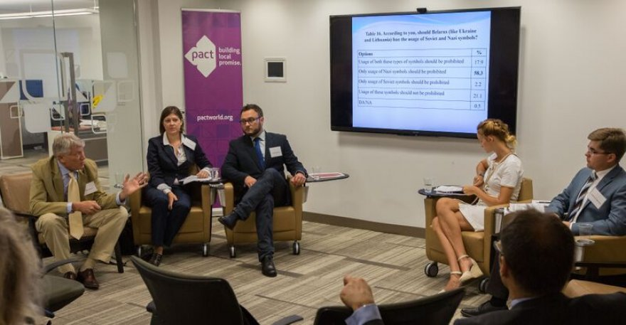Systemic Change Still Far Off, but 'Space Is Opening Up' for Civil Society Improvements in Belarus, Panel Says
