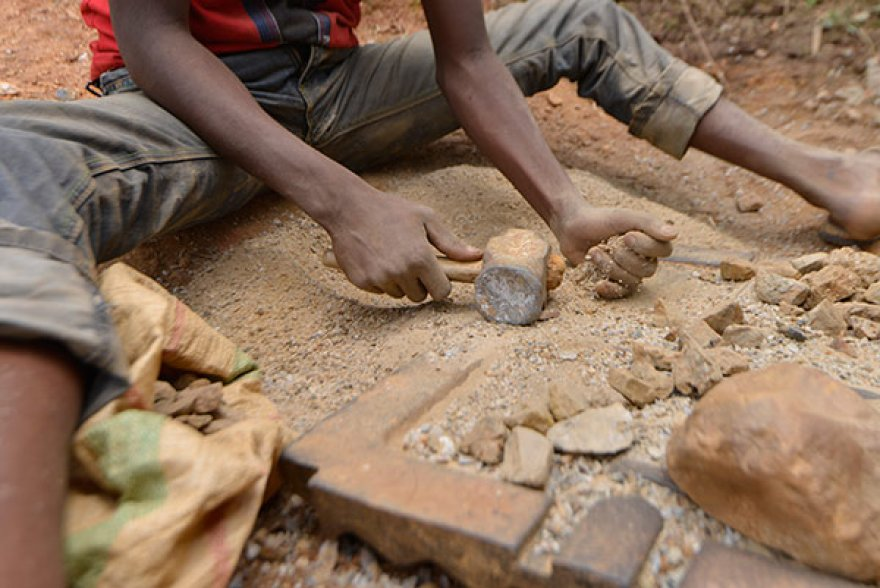 Breaking the chain: Child mining in the Democratic Republic of Congo
