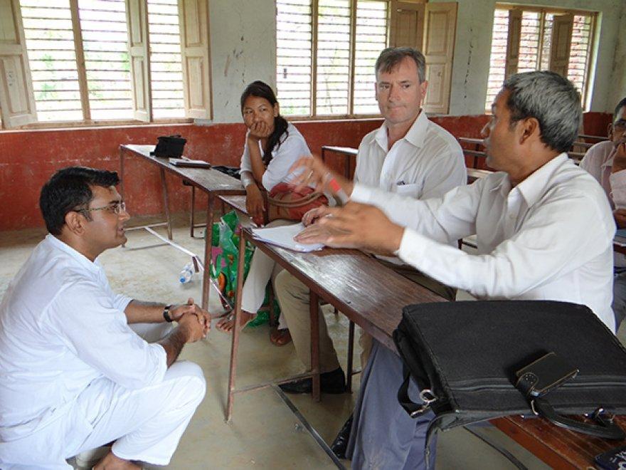 Sajhadari Bikaas – Partnership for Development