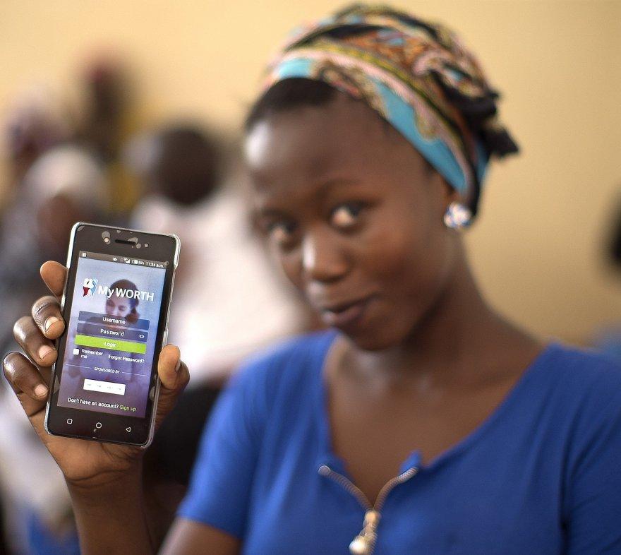 Opening doors for young women in Tanzania