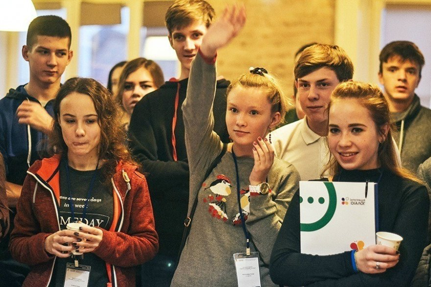 With post-revolution civic education, a Pact partner helps build a democratic generation in Ukraine