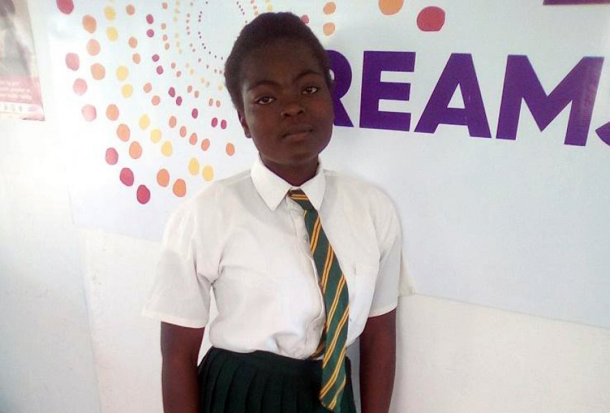 With DREAMS support, a teen in Zambia triumphs amid tragedy