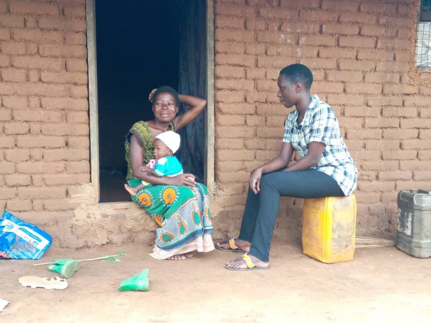 From herbal medicine to antiretrovial therapy: An HIV-positive mother and baby get the care they need