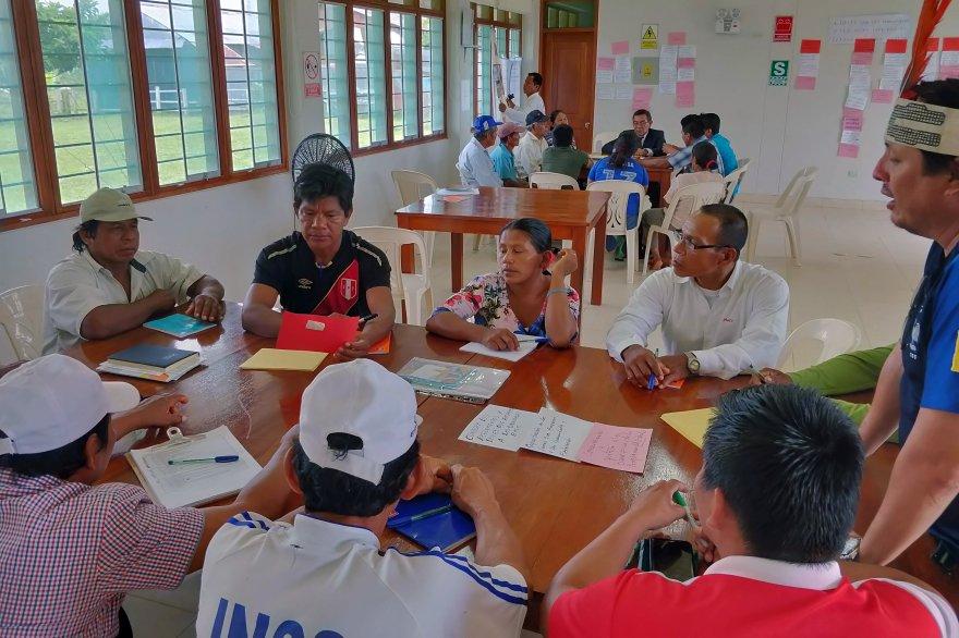 Raising the voices of indigenous organizations across the Amazon region