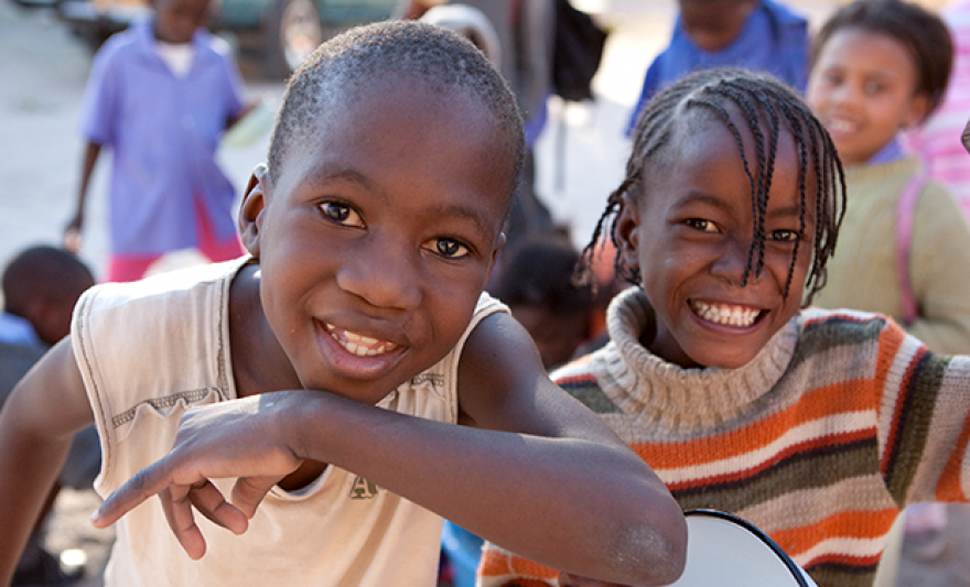 UN cites Pact standards of care for vulnerable children in Namibia