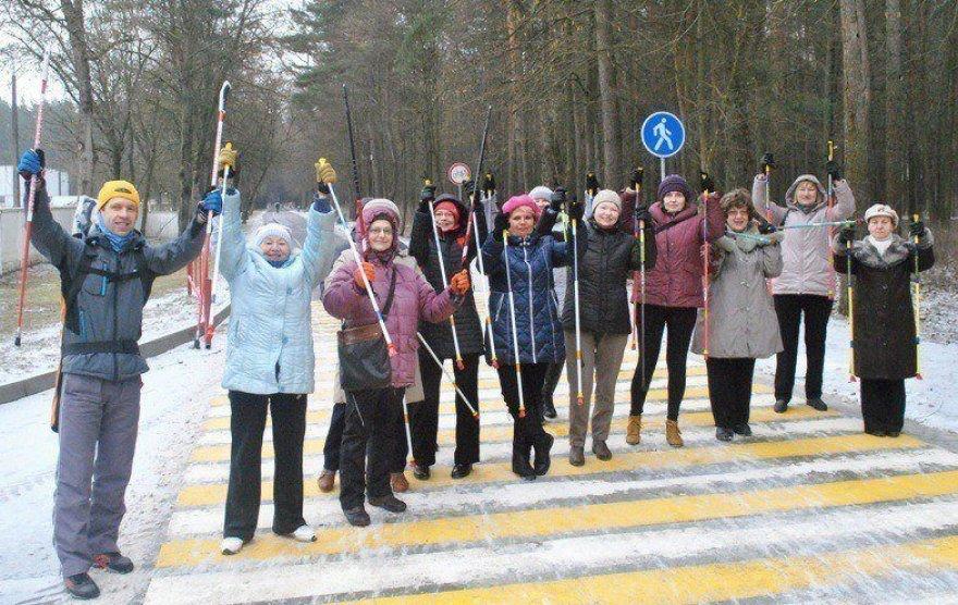 Pact Partner Golden Age University Helps Belarus Age Gracefully