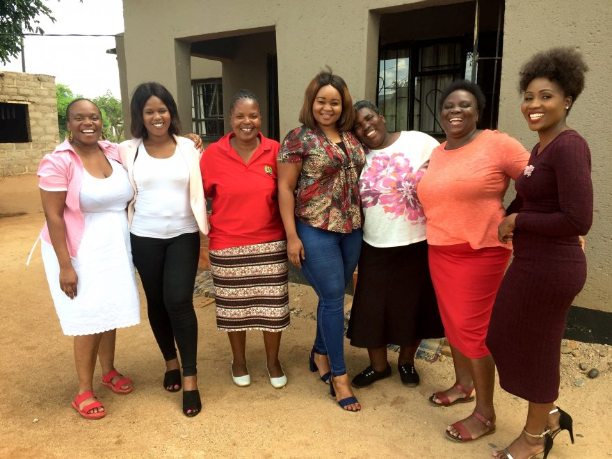 In partnership with the government of South Africa, stopping the spread of HIV