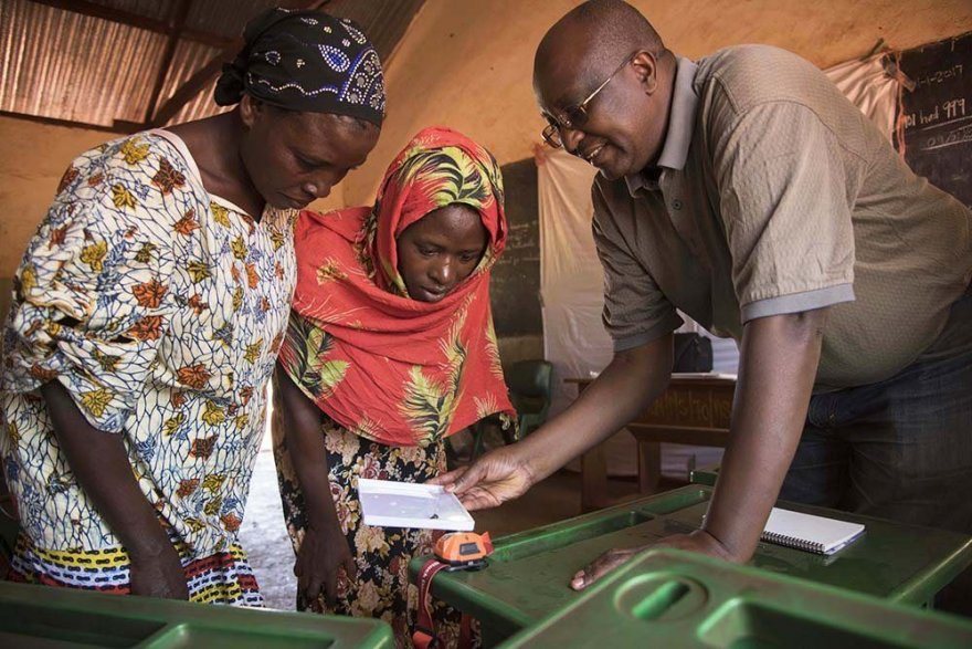 For women who mine gemstones in Tanzania, knowledge is economic power