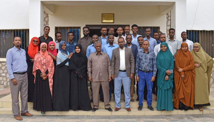 EAJ bolsters Somaliland Ministry of Justice communications capacity