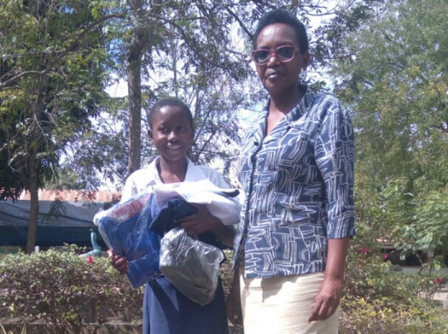 Through DREAMS, a vulnerable girl becomes empowered