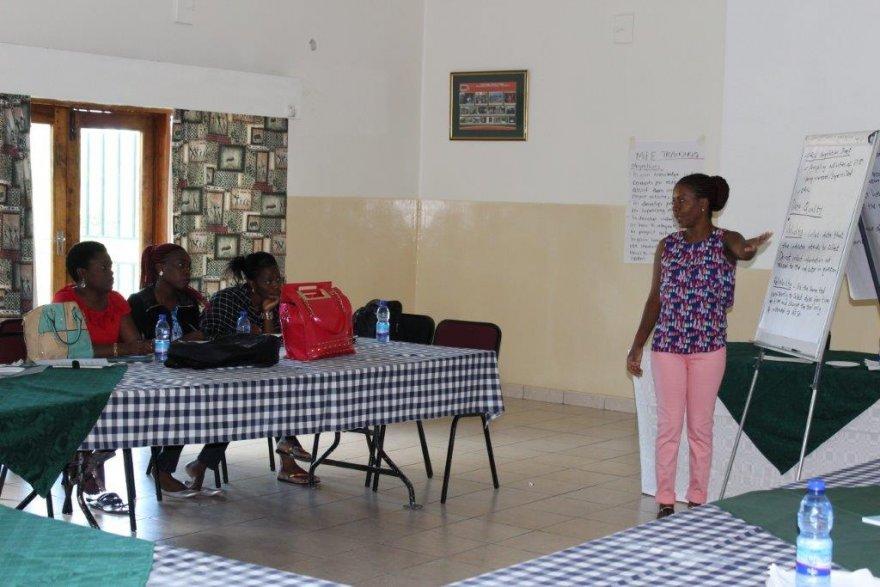 Building M&E capacity in Malawi