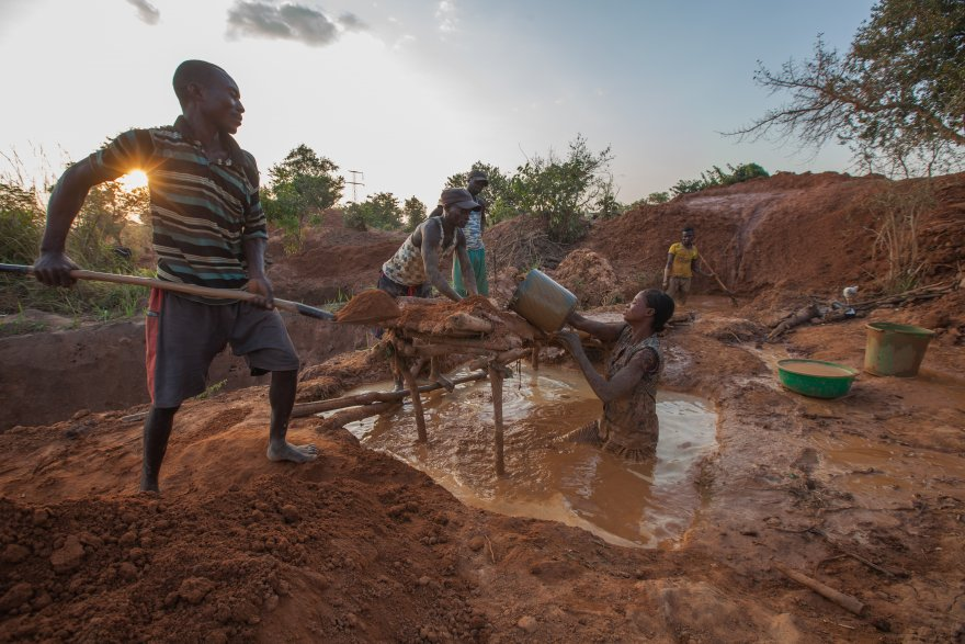 To stem child labor in mining, it takes a village