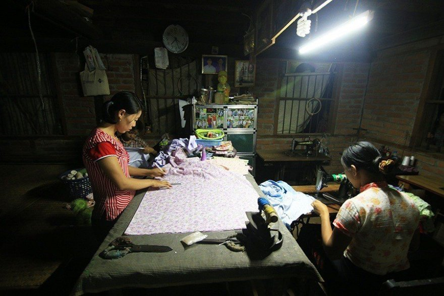 Pact's Ahlin Yaung brings clean, reliable energy to 100,000+ in rural Myanmar
