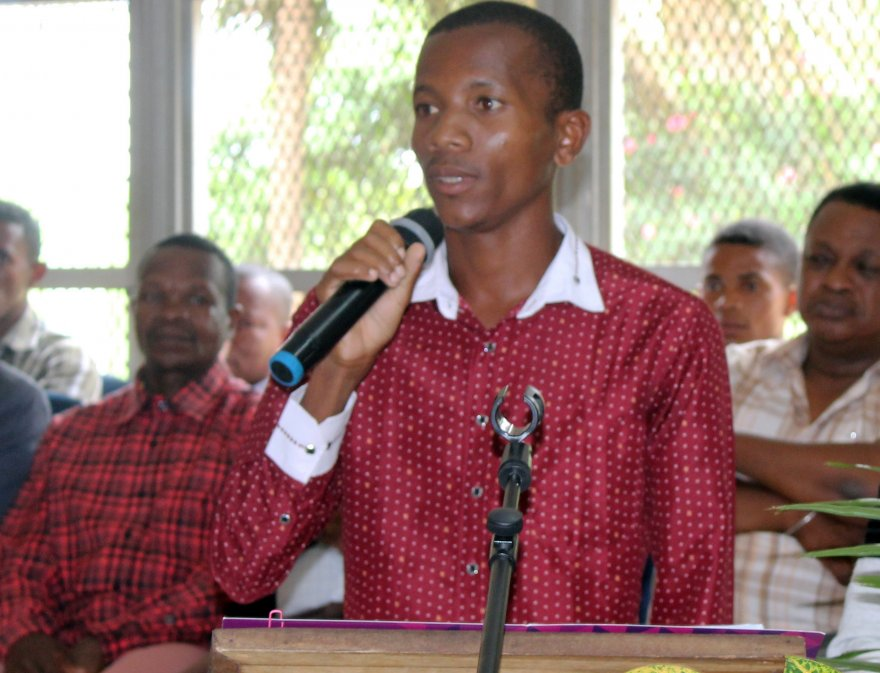 For a dedicated student in Madagascar, a RISE scholarship sets a path to success
