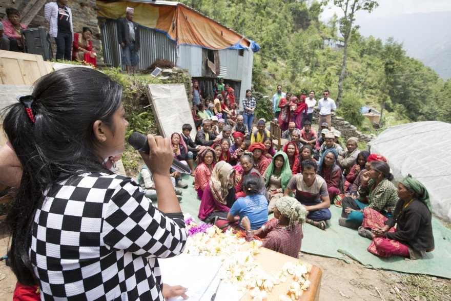 Turning the informal into the new normal: Social accountability in a federalizing Nepal