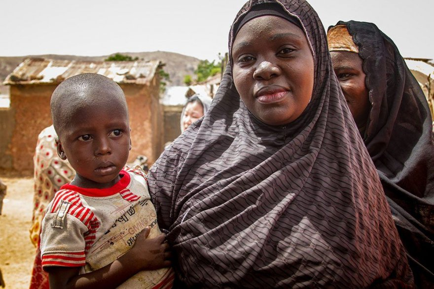 Supply and demand: targeting providers and moms to improve kids' health in Nigeria