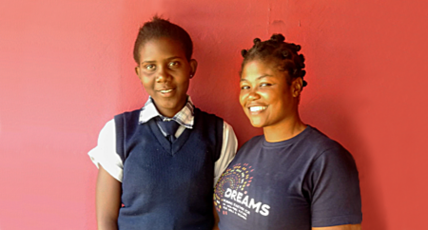 With support from Pact, a Zambian teen returns to school and stays HIV-free