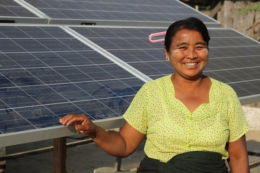 The next phase of rural electrification in Myanmar