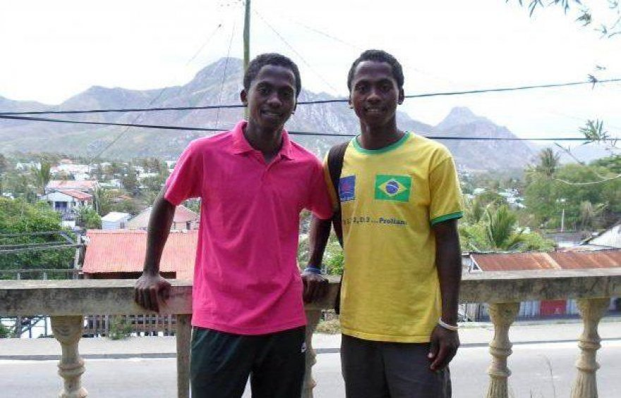 For a family in Madagascar, Pact scholarships make all the difference