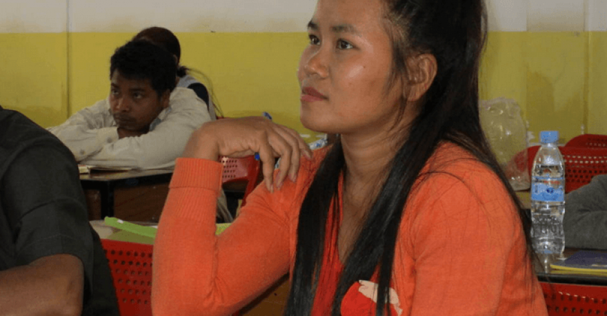 Active and engaged: Indigenous women make their voices heard with Cambodian mining company