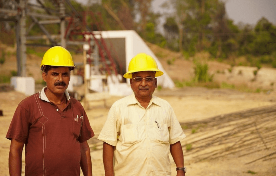 In Cambodia, a mining company & an indigenous village are working together for better development