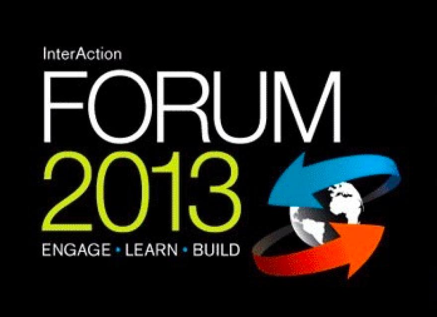 Interaction Forum 2013