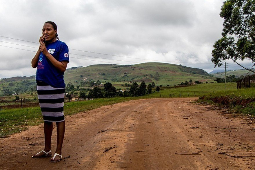 In Swaziland, when your goal is to save lives, it's easy to ask, 'Usokile yini?'
