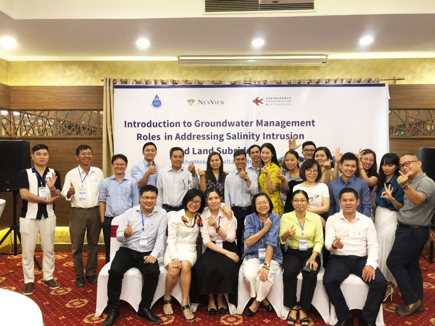 Water management capacity building in the year of Covid-19