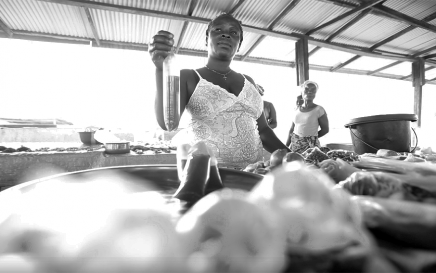 'I never had this idea before': In Liberia, using entrepreneurship to improve lives & forests